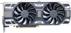EVGA PCI-Ex GeForce GTX 1080 SC2 Gaming 8GB GDDR5X (256bit) (1708/11016) (DVI, HDMI, 3 x DisplayPort) (08G-P4-6585-KR)