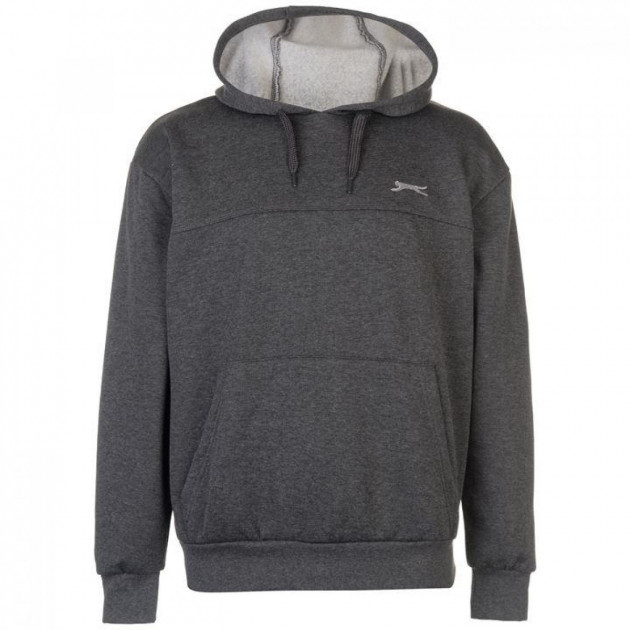Толстовка Slazenger Fleece Charcoal Marl, S (10082204)