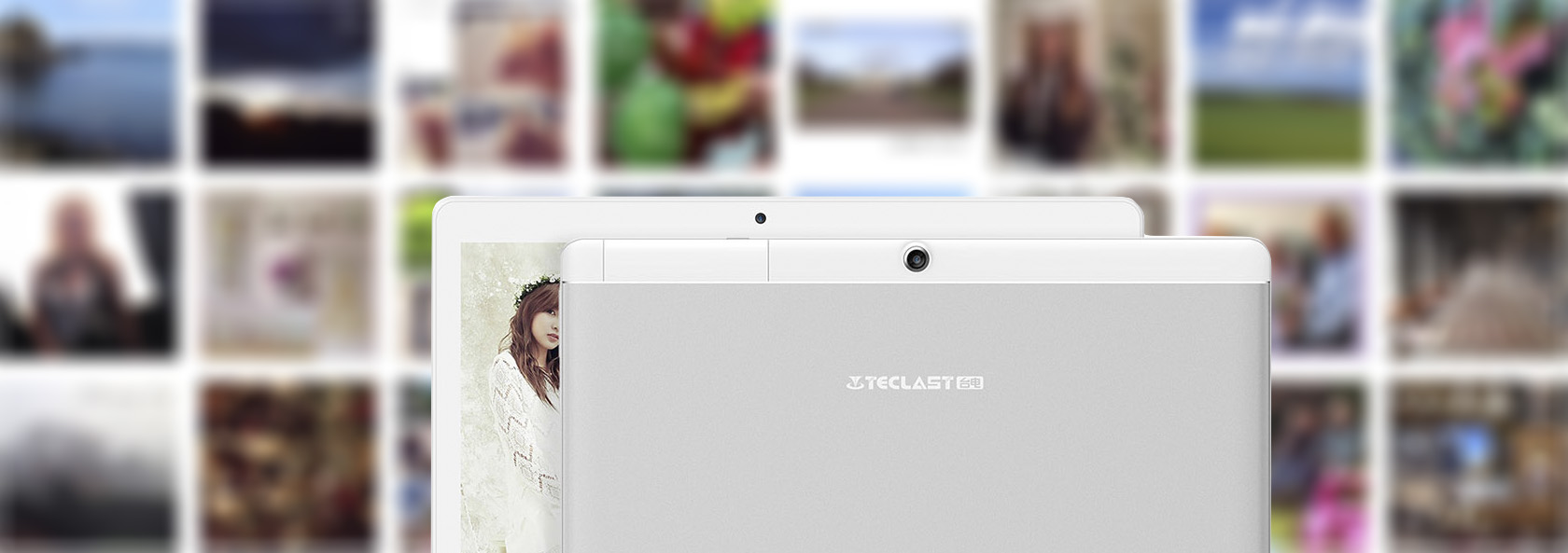 "Teclast X10 Quad Core 10.1"" 16GB (TX10)"