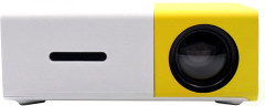 UFT Mini Projector UFTVP1 Yellow (VP1)
