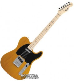 Электрогитара Fender Squier Affinity Telecaster (031-0203-550) Maple Butterscotch Blonde