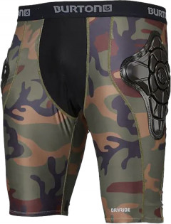 Защитные шорты Burton MB Total Imp Short M Highland Camo (9009519776032)