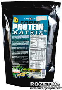 Протеин Form Labs Protein Matrix 3 500g Черника (4018209100250)