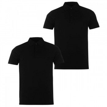 Поло Donnay Two Pack Black, XS (10075141)
