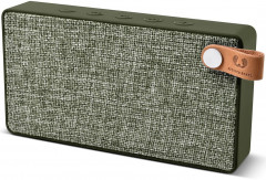 Акустика Fresh N Rebel Rockbox Slice Fabriq Edition Bluetooth Speaker Army (1RB2500AR)