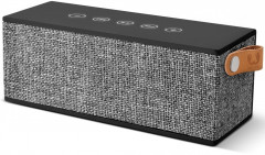 Акустика Fresh N Rebel Rockbox Brick Fabriq Edition Bluetooth Speaker Concrete (1RB3000CC)