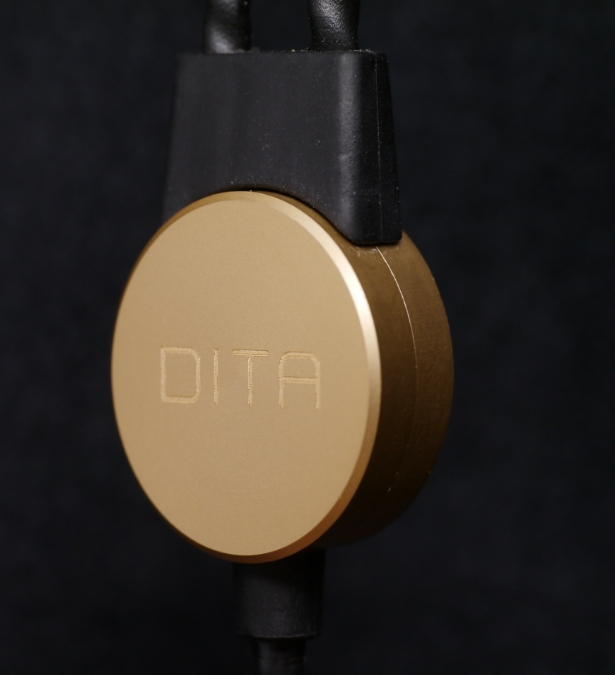 9f1405cc890 Наушники DITA Answer Gold (Truth Edition) Awesome Plug