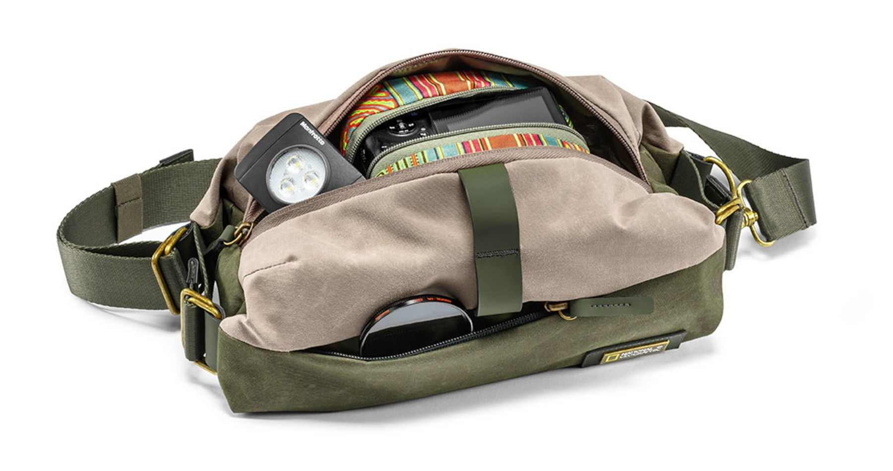 02b64380f48d ROZETKA | Сумка National Geographic Rainforest Waist Pack (NG RF ...