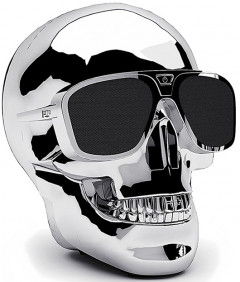 Акустика Jarre AeroSkull HD+ Chrome Silver