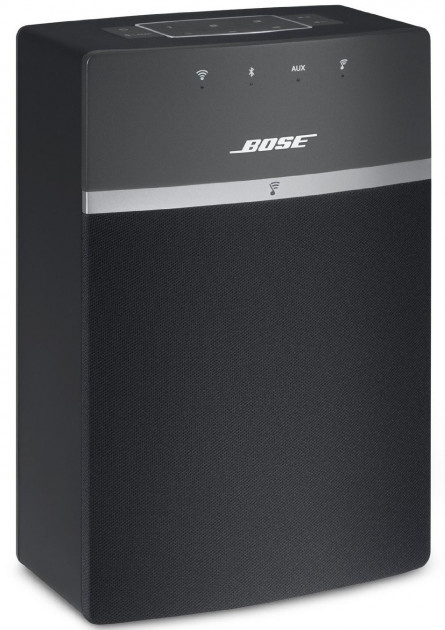 Акустика BOSE SoundTouch 10 wireless music system Black - изображение 1