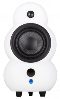 Акустика Podspeakers MiniPod Bluetooth MKII White Satin