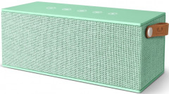 Акустика Fresh N Rebel Rockbox Brick XL Fabriq Edition Bluetooth Speaker Peppermint (1RB5500PT)