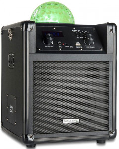Акустика IBIZA sound KUBE60 Black