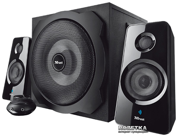 Акустическая система Trust Tytan 2.1 Speaker Set Bluetooth Black (TR19367)