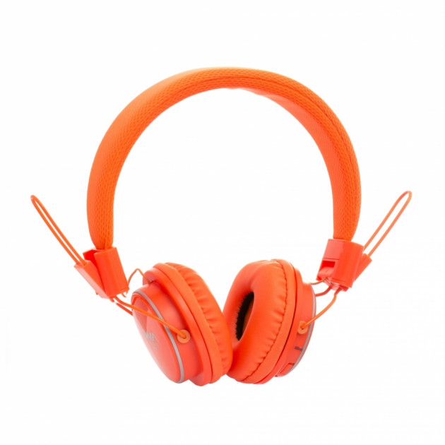 Наушники Bluetooth ZBS TM-001 Orange (TM-001)