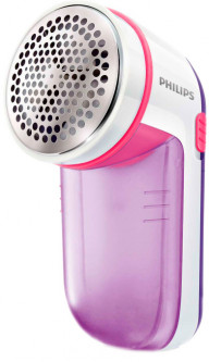 Машинка для стрижки катышков PHILIPS Fabric Shaver GC026/30 Pink (8710103661375)