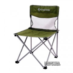 Стул кемпинговый KingCamp Compact Chair in Steel M (KC3832 Dark green)