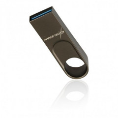 USB флеш накопитель 64Gb Exceleram U5 Series (EXP2U3U5D64) Dark