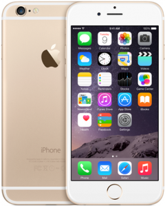 Apple iPhone 6 64 Gb Gold Б/У