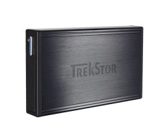 "Жесткий диск TrekStor DataStation pocket t.ub 500GB (TS25-500PTUB) 2.5"" USB 2.0 External Black"