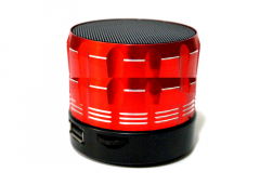 Bluetooth Speaker ZBS S16 Red (S16)