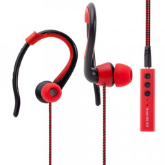 Наушники Bluetooth ZBS MS-808B Red (MS-808B)