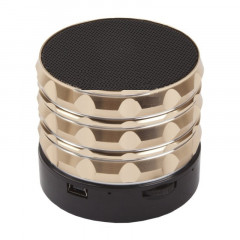 Bluetooth Speaker ZBS S16 Gold (S16)