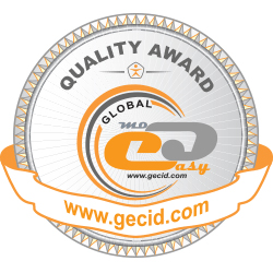 GECID Award for Quality